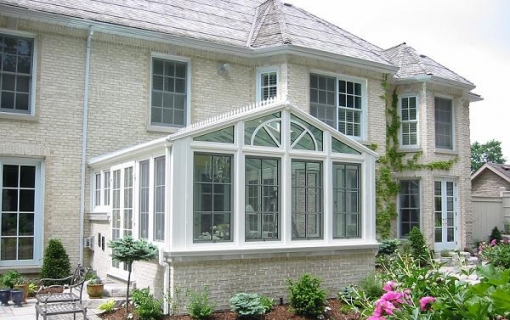 Capital Sunrooms Gable Conservatory