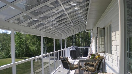 commercial patio cover