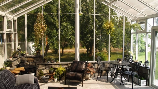 Increase Your Living Space with a sunroom
