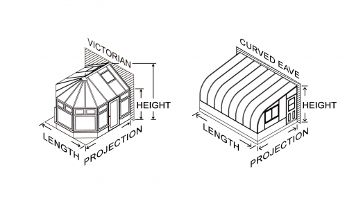 Measuring Your Sunroom For A Quote