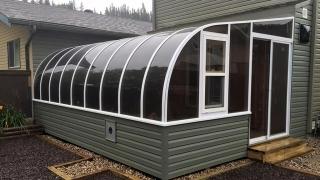 Four Season Sunroom Outside - Capital Sunrooms